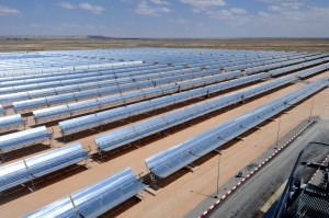 Sahara switches on the world's largest solar plant